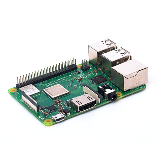 Raspberry Pi 3 B+ le dernier né en avril 2018
